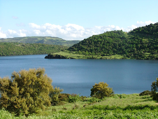 Lago Omodeo